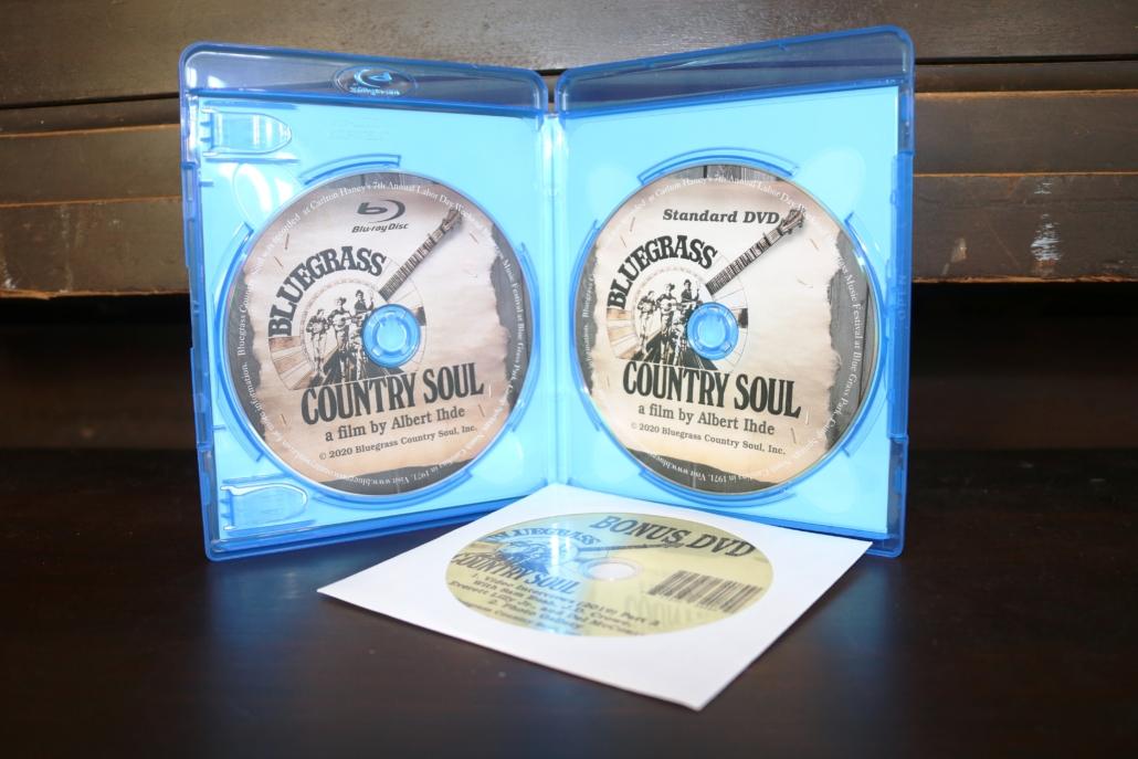 Combo Pack and Bonus Disc